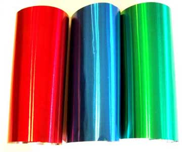 metal tooling foil for craft copper aluminum brass With colored tin sheets