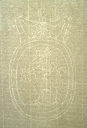 j whatman paper watermark